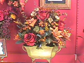 Permanent Lilies and Roses in Camden AR, Camden Flower Shop