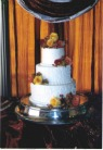 Roses Cake Decoration in Lake Charles, Louisiana, A Daisy A Day Flowers & Gifts, Inc.