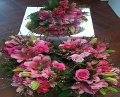SHADES OF PINK in Bellmore, New York, Petite Florist