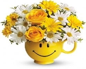 Be Happy in Smyrna GA, Floral Creations Florist