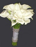 Mini Calla Lily Bouquet in Lake Charles, Louisiana, A Daisy A Day Flowers & Gifts, Inc.