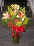 Lily Lovers Bouquet in Lake Charles LA, A Daisy A Day Flowers & Gifts, Inc.