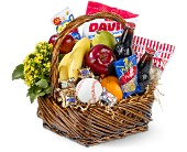 Home Run Basket in Oklahoma City OK, Array of Flowers & Gifts
