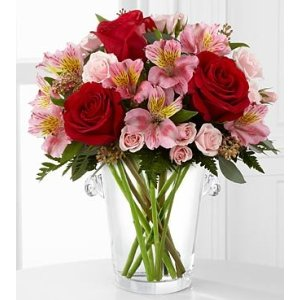 The FTD� Graceful Wishes� Flower Bouquet by Vera W in Highlands Ranch CO, TD Florist Designs