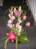 Pink Splendor Bouquet in Lake Charles LA, A Daisy A Day Flowers & Gifts, Inc.