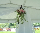 Huppah Decor in Saratoga Springs, New York, Dehn's Flowers & Greenhouses, Inc