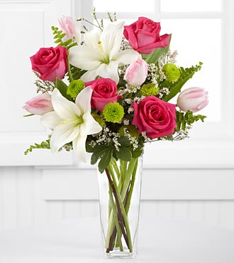 The FTD� Floral Expressions� Bouquet by Better Hom in Highlands Ranch CO, TD Florist Designs