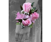 Prom Wrist Corsages in San Antonio, Texas, Blooming Creations Florist