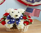 Yankee Doodle Doggie in Colorado Springs CO, Sandy's Flowers & Gifts