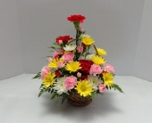 Basket Arrangement in Jacksonville NC, The Flower Shoppe