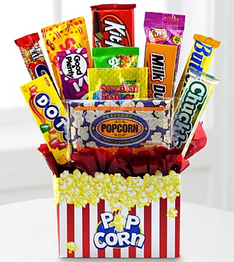FTD Sweets-Movie Night in Woodbridge VA, Lake Ridge Florist