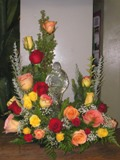 Remembering You At This Time in Lake Charles, Louisiana, A Daisy A Day Flowers & Gifts, Inc.