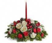 Christmas Aglow in Gainesville FL, Floral Expressions Florist