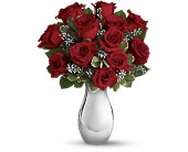 Teleflora's Winter Grace Bouquet in Coeur D'Alene, Idaho, Hansen's Florist & Gifts