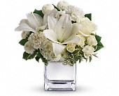 Teleflora's Peace & Joy Bouquet in McHenry, Illinois, Locker's Flowers, Greenhouse & Gifts