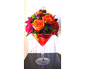 Sangria Bouquet in San Diego CA, The Floral Gallery
