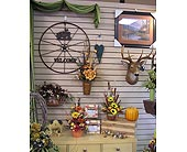 Rustic Men's and Outdoor Recreation Line in New Martinsville, West Virginia, Barth's Florist