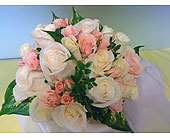 Whimsy in Pink in St. Petersburg FL, Hamiltons Florist