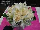 White Roses and Lilies in Elkland PA, The Rainbow Rose