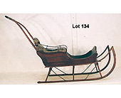Antique Sleigh - SOLD in Grand Rapids MN, Shaw Florists