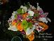 Hand-tied Mixed in Elkland PA, The Rainbow Rose