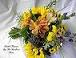 Mixed Summer Bouquet in Elkland PA, The Rainbow Rose