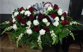 Alabama Casket Spray in Pell City AL, Pell City Flower & Gift Shop