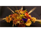 M & W''s Giving Thanks Bouquet in Chatham, Virginia, M & W Flower Shop