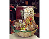 ALL GOURMET BASKET in Manhasset, New York, Town & Country Flowers