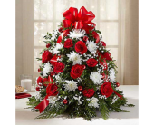 Holiday Flower Tree-Large in El Cajon CA, Conroy's Flowers