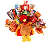 """Gobble It Up"" Candy Bouqet in Oklahoma City OK, Array of Flowers & Gifts"