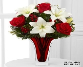 The FTD� Holiday Celebrations� Bouquet - VASE INCL in Highlands Ranch CO, TD Florist Designs