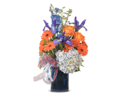 GO GATOR BLUE in Gainesville FL, Floral Expressions Florist