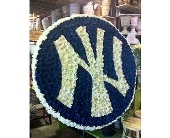 New York Yankees in Staten Island NY, Eltingville Florist Inc.