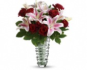 Teleflora's Melt My Heart  - Long Stemmed Roses, picture