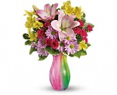 Teleflora's Shades of Spring in Atlanta GA, Buckhead Wright's Florist