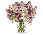 Teleflora's Blossoming Romance in Paramus NJ, Evergreen Floral, Inc.