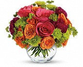 Teleflora's Smile for Me in Kalamazoo MI, Ambati Flowers