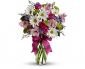 San Leandro Flowers - Pretty Please - Floral Accent and Gift Baskets