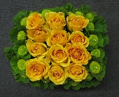 yellow rose box in Artesia, California, Pioneer Flowers