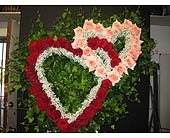 We love  heart in Artesia, California, Pioneer Flowers