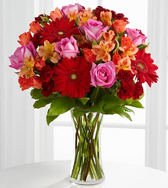 The FTD� Dawning Love� Bouquet  in Highlands Ranch CO, TD Florist Designs