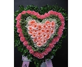 Bright Heart in Artesia, California, Pioneer Flowers