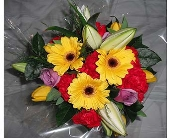 Colorful Mix Cut Bouquet in Richmond BC, Terra Plants & Flowers