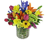 Huddart You Are My Sunshine Bouquet in Salt Lake City UT, Huddart Floral