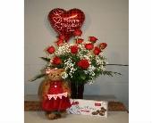 Zephyrhills Flowers - The Romantic - Marion Smith Florist
