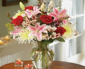 Elegant Wishes Bouquet in Canton, Pennsylvania, Stulls Flowers