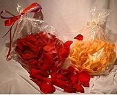Romantic Rose Petals in Big Rapids, Cadillac, Reed City and Canadian Lakes MI, Patterson's Flowers, Inc.