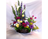 Garden Basket in Mount Horeb WI, Olson's Flowers