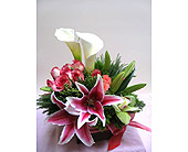Essence of Beauty in West Los Angeles CA, Sharon Flower Design